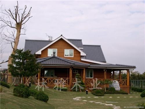 河南防腐木木屋-重型木屋