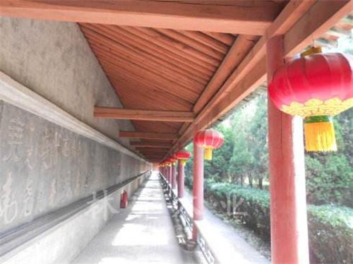 濮阳防腐木长廊