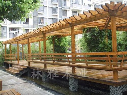 河南防腐木葡萄架