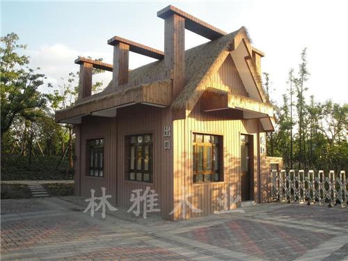 郑州林雅防腐木