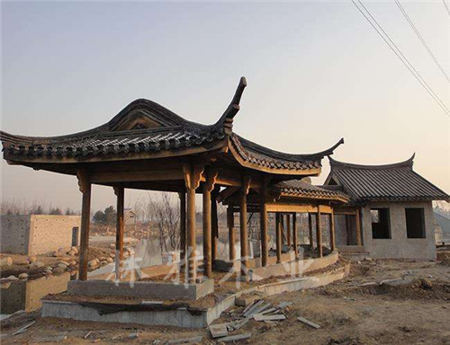 郑州防古木建建设