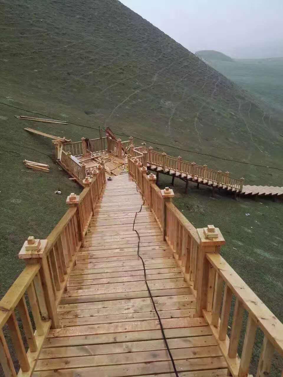 河南防腐木厂家
