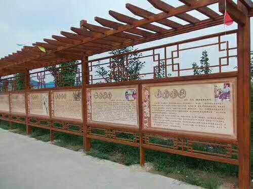 郑州防腐木厂家