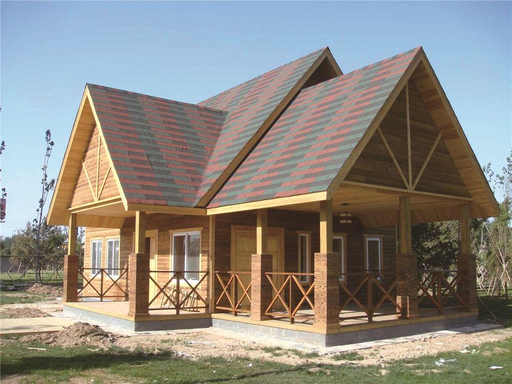 焦作防腐木木屋