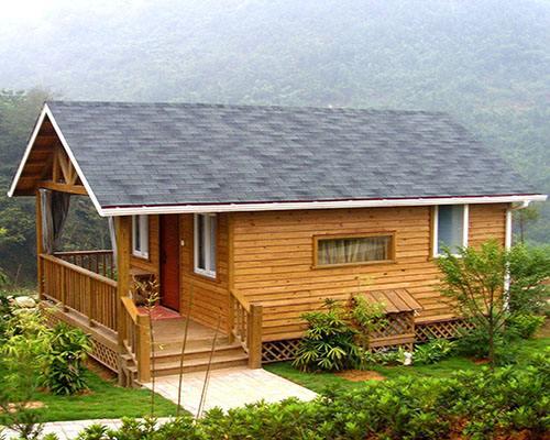 长治防腐木木屋设计