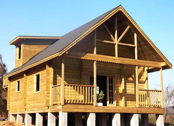 安阳防腐木木屋