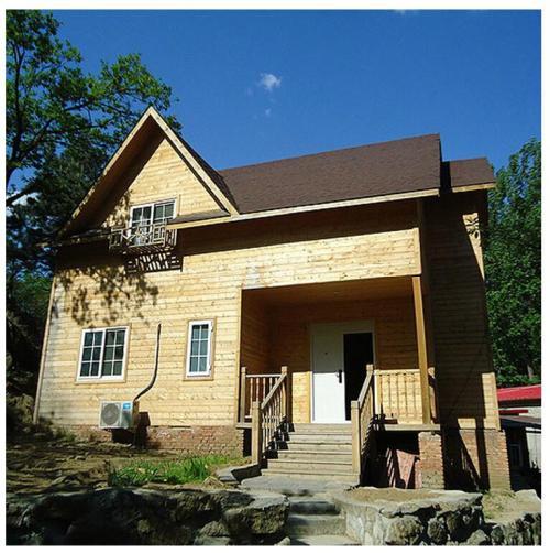 防腐木木屋别墅价格
