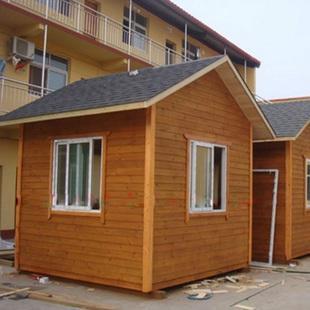 防腐木木屋圖片