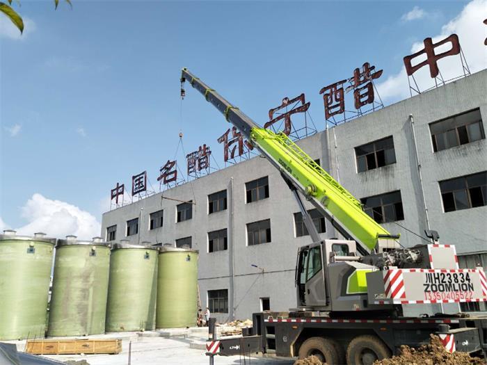 阆中吊车租赁公司告诉你什么时候保养吊车更合适