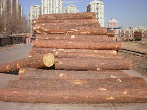 西安防腐木