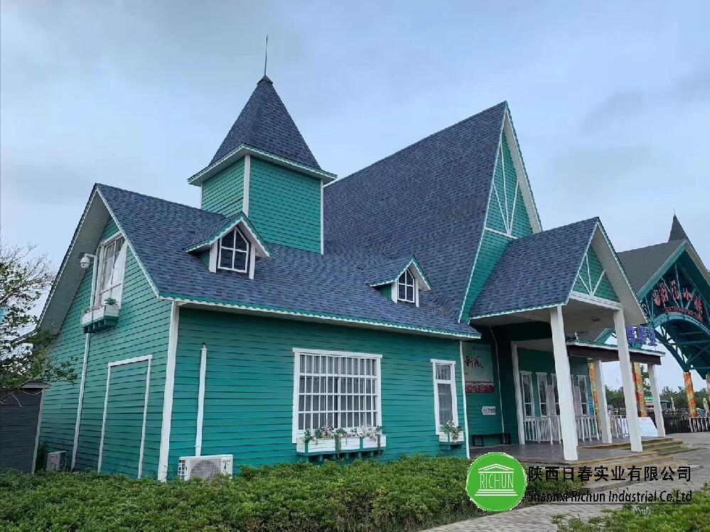 西安防腐木 木屋