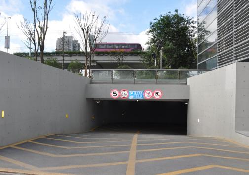 停车场方案