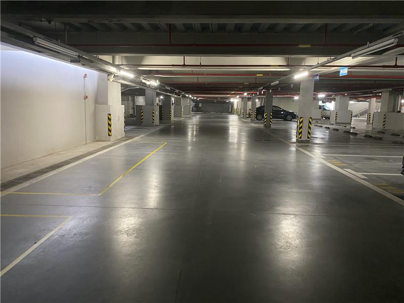 上海同济大学设计院地下车库