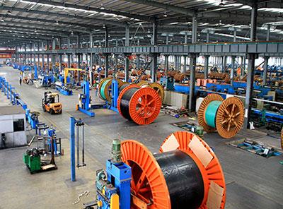 陕西国标电缆生产基地