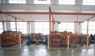 陕西电力电缆生产基地