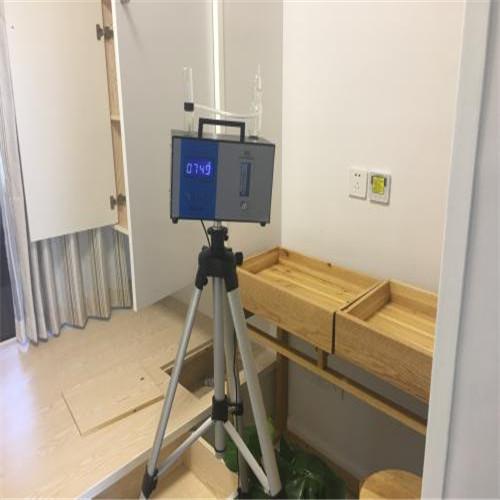 房屋装修后如何做室内装修污染检测