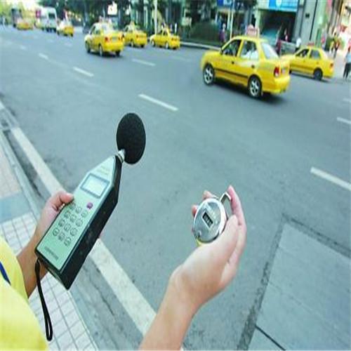 新疆环境验收检测价格