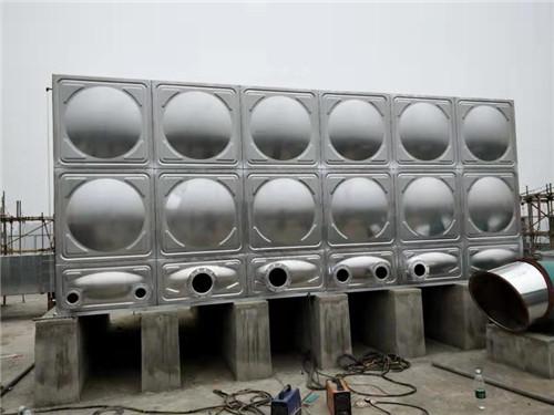 四川不锈钢保温水箱保温有什么原理?