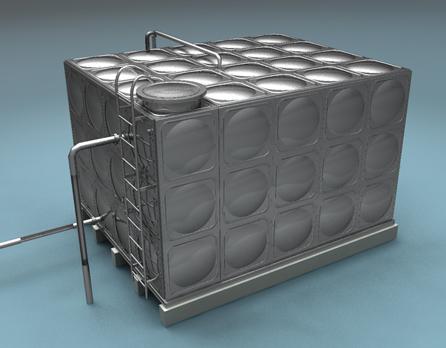 四川不锈钢生活水箱