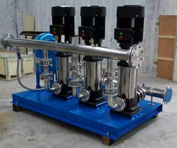 恒压变频四川二次供水设备
