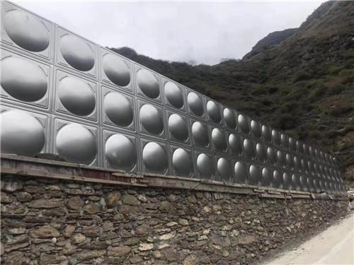 成都不锈钢水箱的安装流程介绍