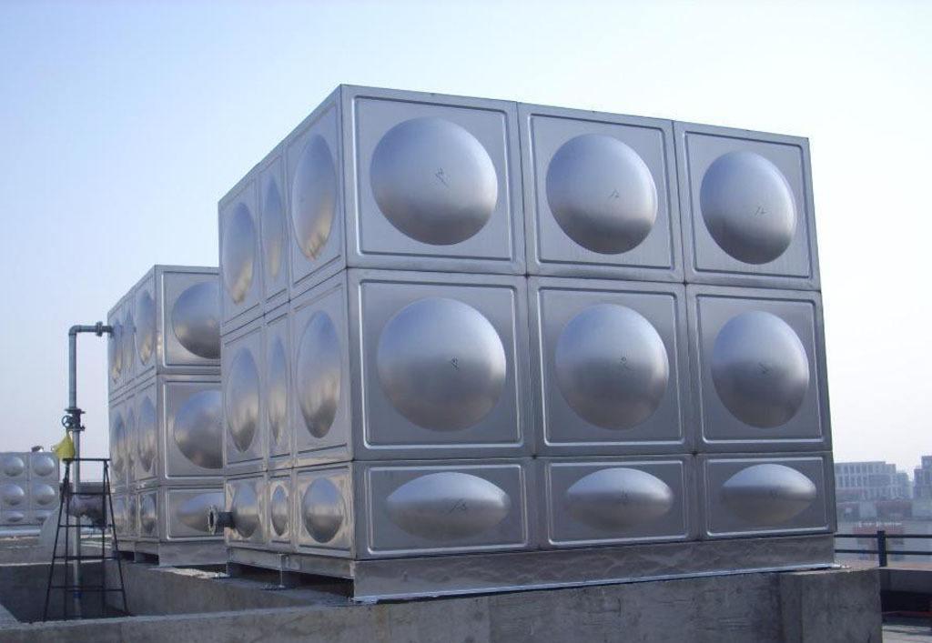 四川不锈钢水箱客户案例一一成都瑞升·莲花逸都