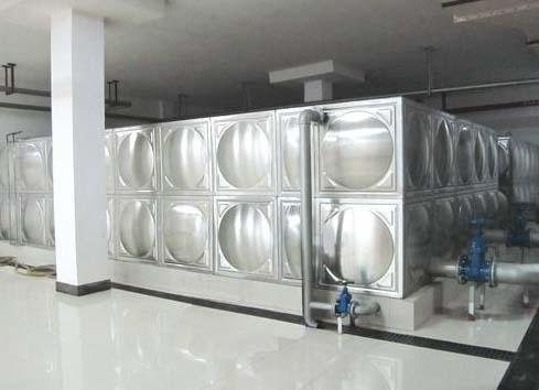 成都二次供水设备案例一一国嘉地产·锦江城市花园