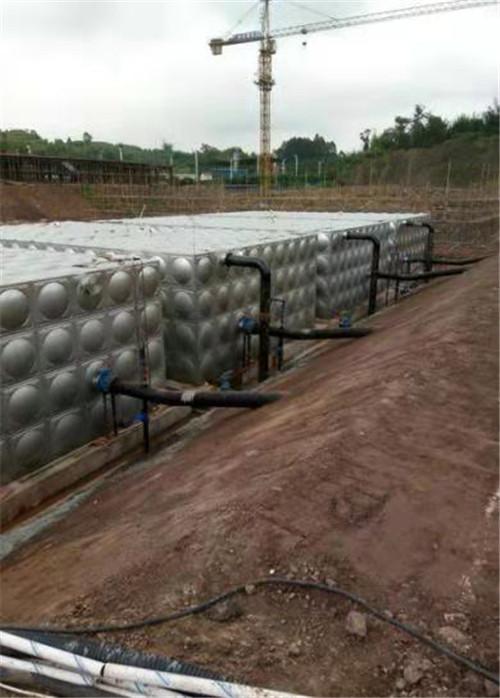 宜宾清源水务公司临江项目
