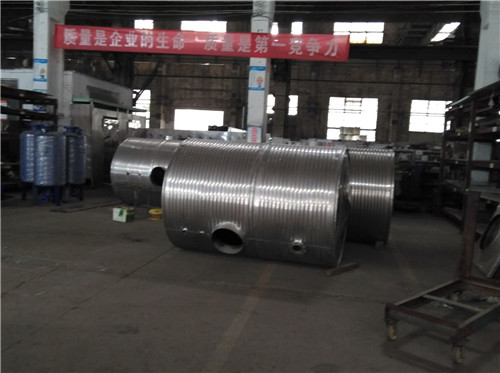 四川不锈钢水箱-厂区环境