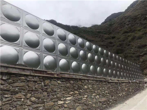 四川不锈钢水箱安装