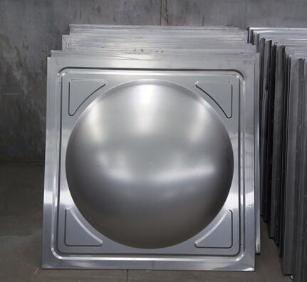 采用成都不锈钢冲压板作为水箱材料的好处有哪些?