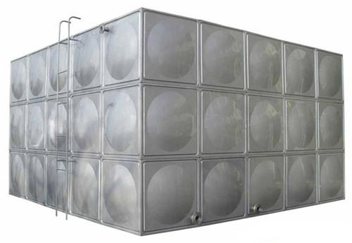 向您介绍我司生产的各种类型的不锈钢水箱