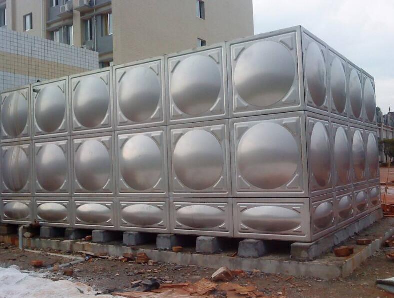 成都方形不锈钢水箱