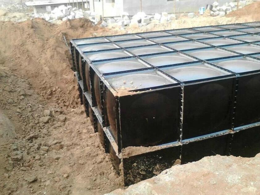 浅析四川地埋式不锈钢水箱的几种着色方式