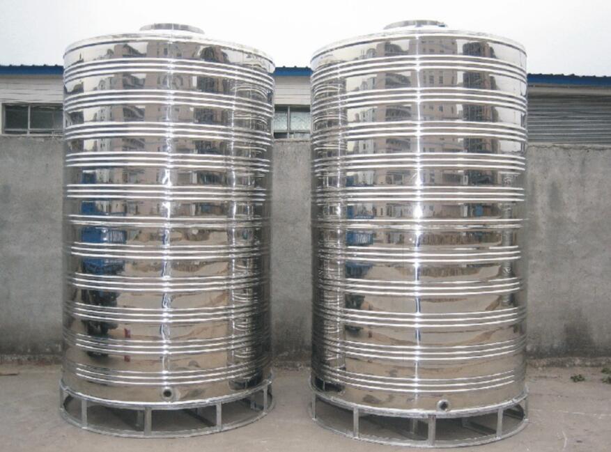 四川不锈钢圆柱水箱