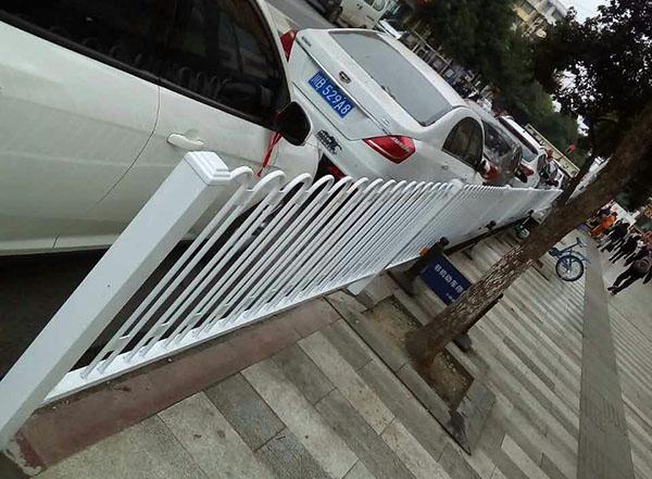 成都人行道护栏