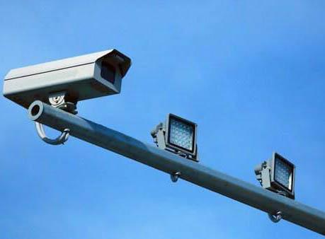 成都交通道路监控