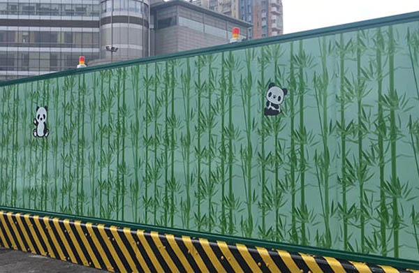 川虹建材厂区规模大,生产力强