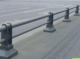 成都二代市政护栏