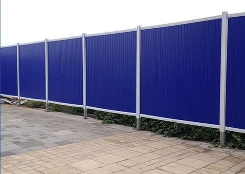 川虹建材围栏护栏网的施工方案