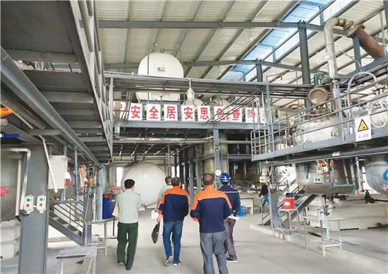 黄石消防器材销售-海汇化工厂房