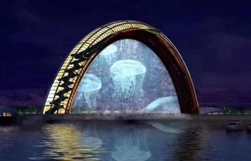 玻璃橋案例