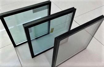 中空玻璃生産