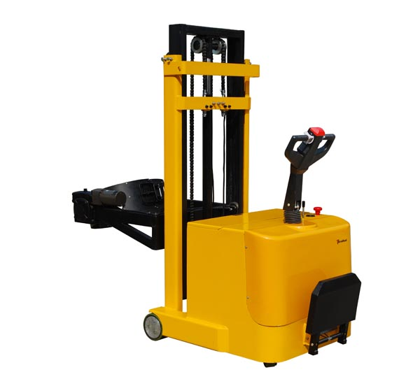 平衡重式全电动油桶搬运