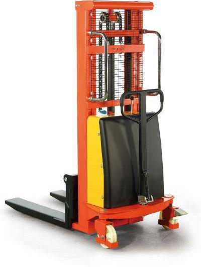 鑫铎带你了解电动堆高车轴承的清理方法