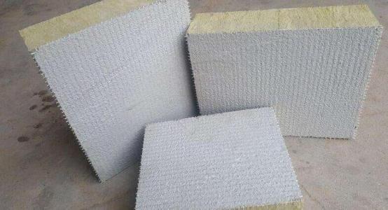 内蒙古岩棉夹芯板