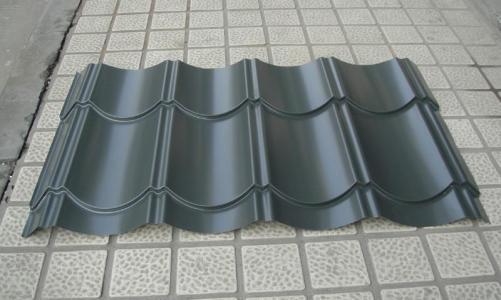 彩钢压型板生产