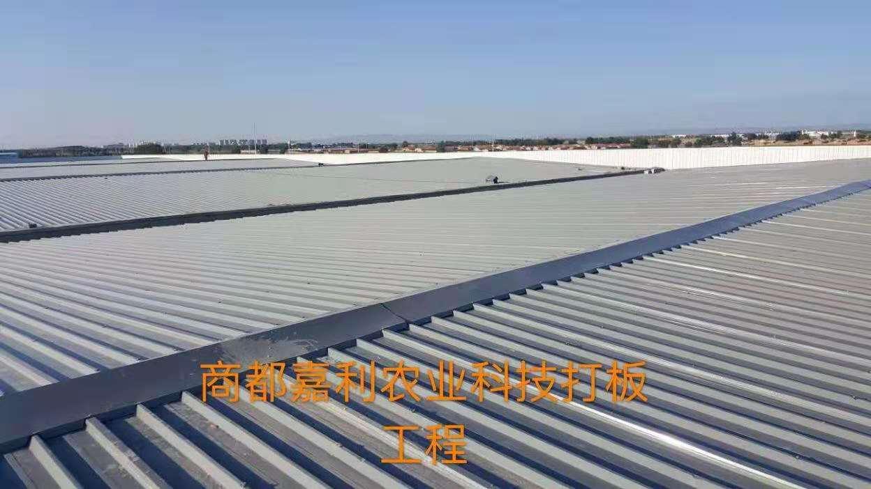 嘉利农业科技对蒙鑫钢结构的评价