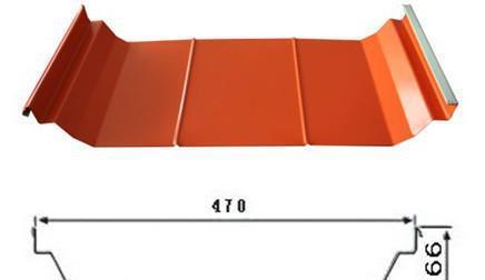 彩钢压型板安装
