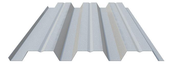 呼市压型板组合楼板